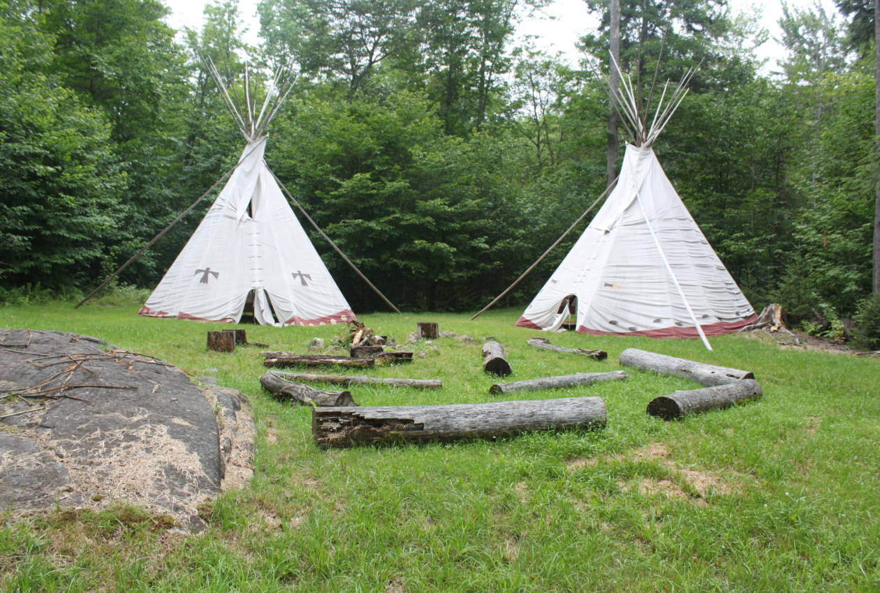 Camp Cherokee Indian Village