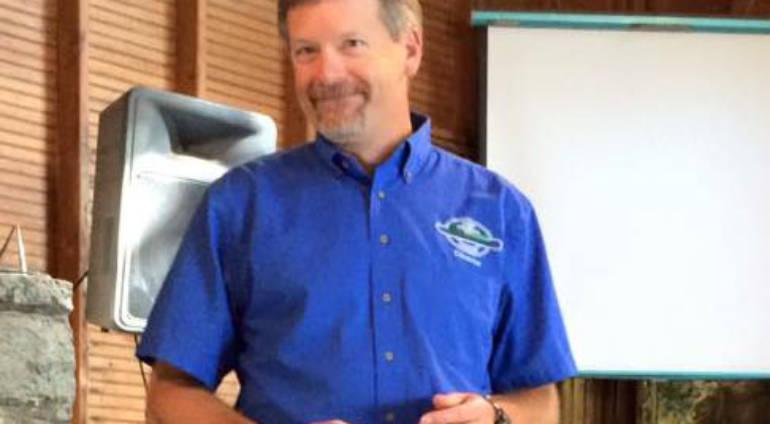 Pastor Dan Whitlow